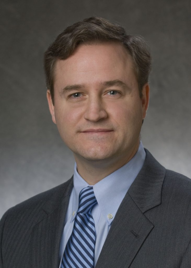Patrick Ryan, President & CEO of First Bank